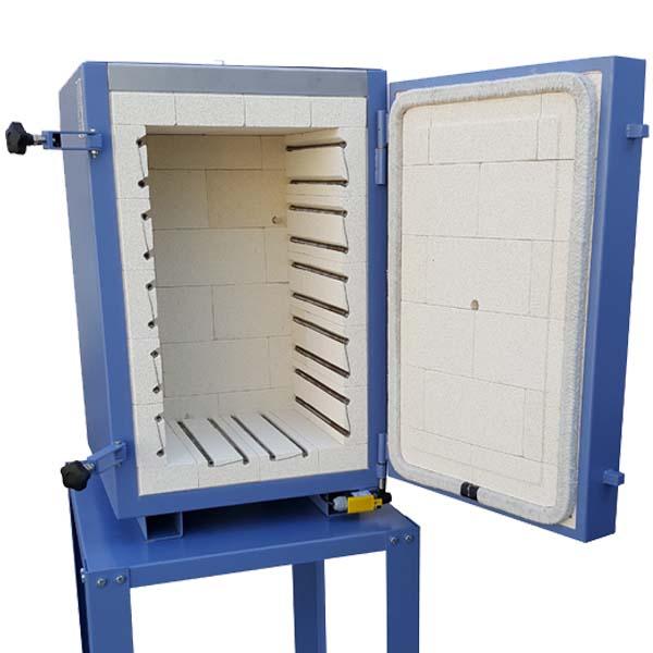 Horno isp 65a 65 litros 1300 c 4 3kw isuni for Horno ceramica precio